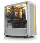 ATX-Midi be quiet! Pure Base 500DX, weiß, (schallgedämmt)