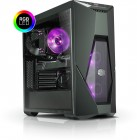 ATX-Midi Cooler Master MasterBox K500, RGB
