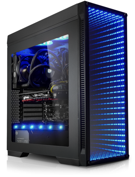 Centurion gaming speculum PC