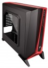 ATX-Midi Corsair Carbide Series SPEC-ALPHA, schwarz/rot