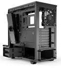 ATX-Midi bequiet! Pure Base 500 schwarz (schallgedämmt)