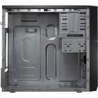 ATX-Mini Gehäuse IT 6805, schwarz